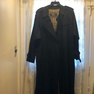 BURBERRY(OLDER NOT NECESSARILY VINTAGE)TRENCH-A/I